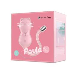 【情趣用品】KIS TOY 趣咪咪桃趣猫多频遥控震动情趣跳蛋凯格尔训练器(限价169)月销200+以上,适合主流平台销售