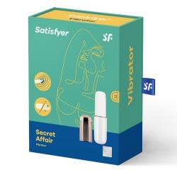 【情趣用品】Satisfyer Secret Affair密趣胶囊跳蛋(限价198)