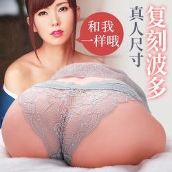 【男用器具】leten雷霆暴风 大师全臀倒模(限价1588)