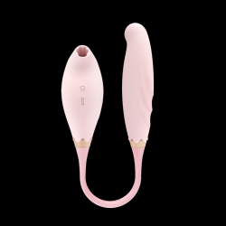【女用器具】iobanana 喵后权杖吮吸炮机,3挡吮吸,7频震动,高客单(限价399)
